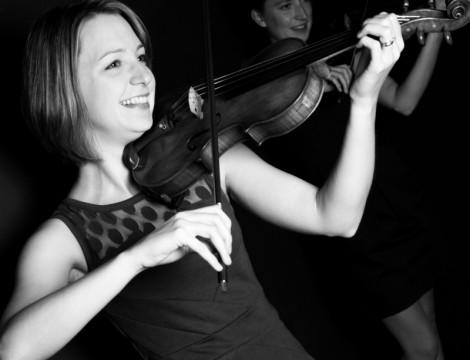 Jennifer Maslin violinist