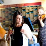 Background music at Shepherd Neame's Faversham Brewery by Sophie Griffiths www.violetandgreen.co.uk
